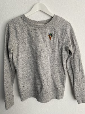 Abercrombie & Fitch Pullover in Grau, Gr S