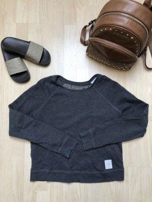 Abercrombie & Fitch Pullover mit transparenten Rückendetail Gr. M