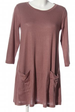 Abercrombie & Fitch Pulloverkleid pink Casual-Look