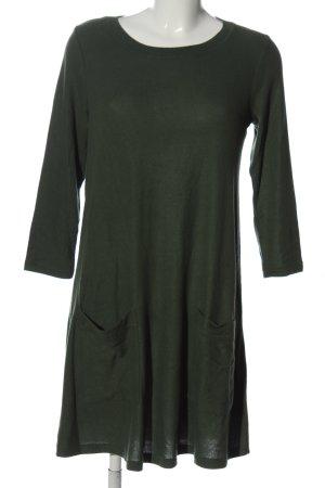 Abercrombie & Fitch Pulloverkleid schwarz Business-Look