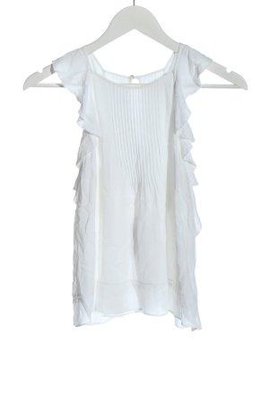 Abercrombie & Fitch Blouse topje wit elegant