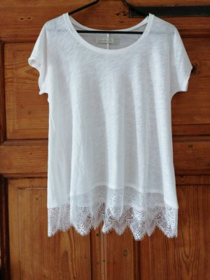 Abercrombie&Fitch shirt mit Spitze
