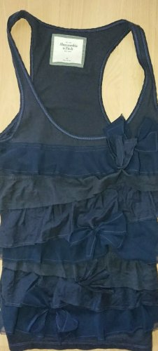 Abercrombie & Fitch Tunic dark blue