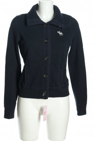 Abercrombie & Fitch Shirt Jacket black casual look