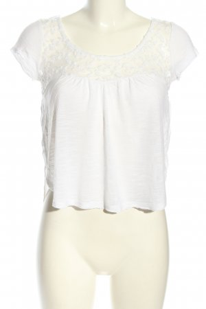 Abercrombie & Fitch Shirt Tunic white casual look