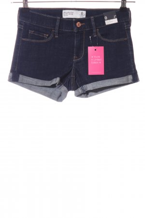 Abercrombie & Fitch Shorts blau Casual-Look