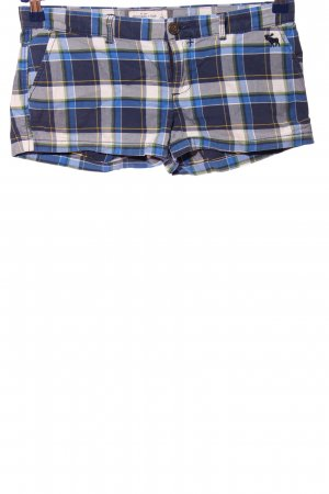 Abercrombie & Fitch Shorts Karomuster Casual-Look