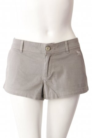Abercrombie & Fitch Shorts grau