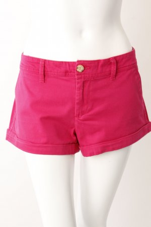 Abercrombie & Fitch Shorts pink