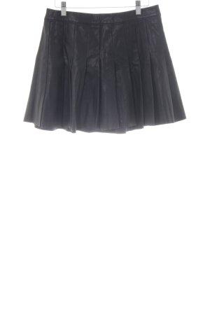 Abercrombie & Fitch Skaterska spódnica czarny