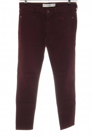 Abercrombie & Fitch Skinny Jeans bronzefarben Casual-Look