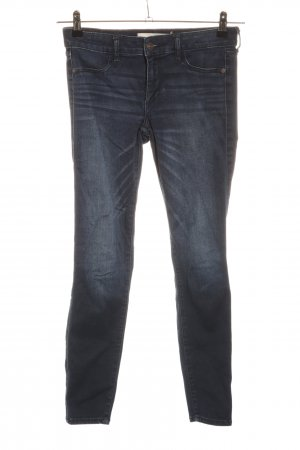 Abercrombie & Fitch Skinny jeans blauw casual uitstraling