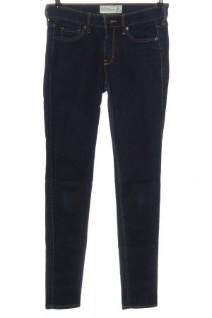 Abercrombie & Fitch Skinny Jeans blue casual look
