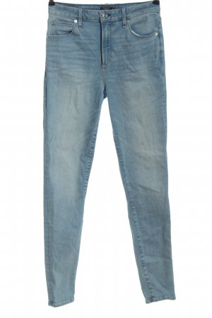 Abercrombie & Fitch Jeans skinny blu stile casual