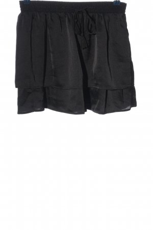 Abercrombie & Fitch Skorts black casual look