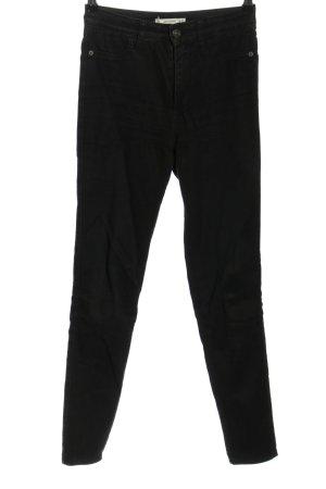 Abercrombie & Fitch Slim Jeans schwarz Casual-Look