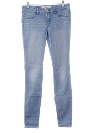 Abercrombie & Fitch Slim Jeans himmelblau Casual-Look