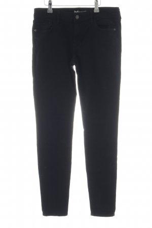 Abercrombie & Fitch Slim Jeans schwarz Casual-Look