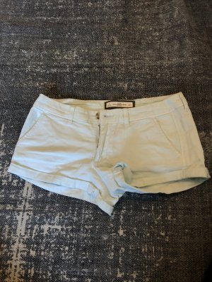Abercrombie & Fitch Hot Pants baby blue