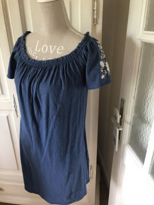 Abercrombie&Fitch Sommerkleid mit Stickereien Off Shoulder neu mit Etikett 76€