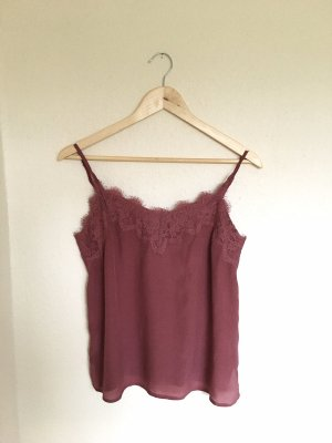Abercrombie & Fitch Lace Top multicolored