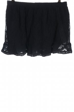Abercrombie & Fitch Lace Skirt black casual look
