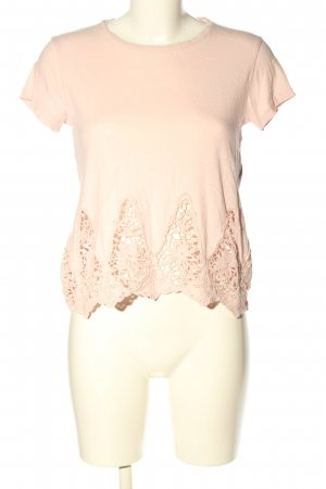 Abercrombie & Fitch Lace Top cream casual look