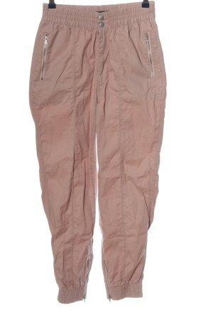 Abercrombie & Fitch Pantalone jersey marrone stile casual