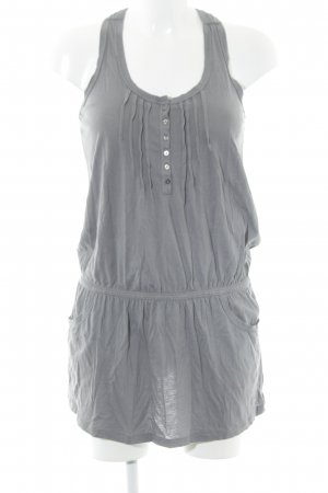 Abercrombie & Fitch Strandkleid grau Beach-Look