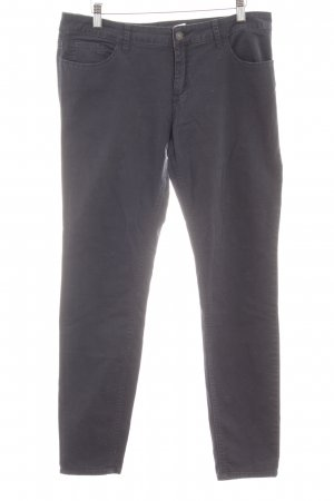 Abercrombie & Fitch Stretchhose dunkelblau Casual-Look