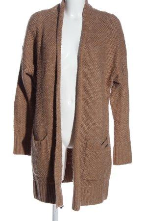 Abercrombie & Fitch Cardigan tricotés brun style décontracté