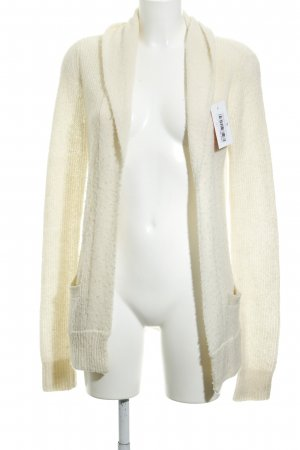 Abercrombie & Fitch Strick Cardigan creme Casual-Look