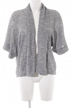 Abercrombie & Fitch Strick Cardigan meliert Casual-Look