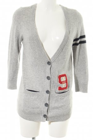 Abercrombie & Fitch Strickjacke meliert Casual-Look