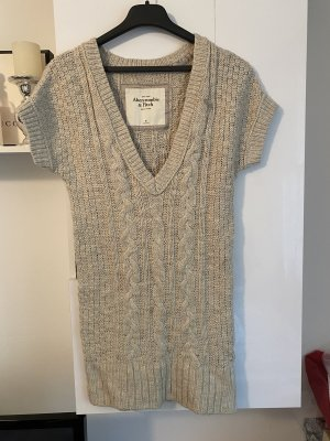 Abercrombie & Fitch Knitted Jumper beige