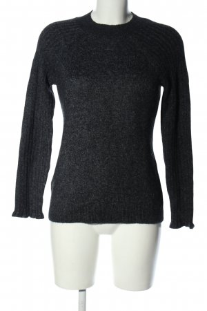 Abercrombie & Fitch Strickpullover blau Casual-Look