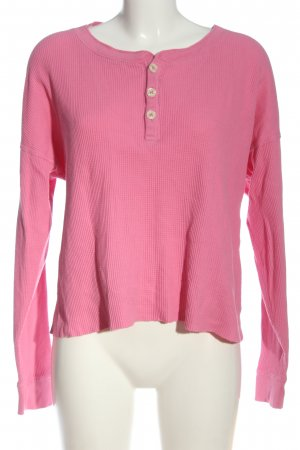 Abercrombie & Fitch Strickpullover pink Casual-Look