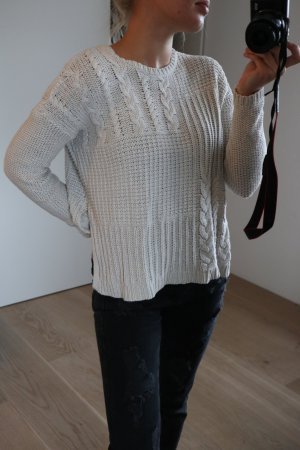 Abercrombie&Fitch Strickpullover Beige/Nude 34/36 S