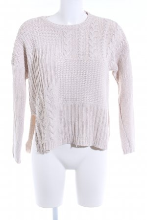 Abercrombie & Fitch Strickpullover creme