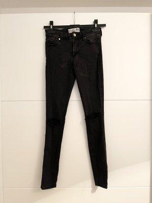 Abercrombie & Fitch Jeans skinny nero