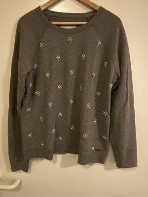 Abercrombie & Fitch Sweat Shirt light grey-grey
