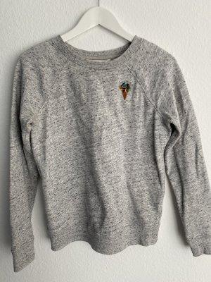 Abercrombie & Fitch Sweat Shirt grey