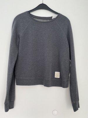 Abercrombie & Fitch Sweat Shirt grey-dark grey