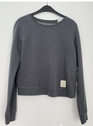 Abercrombie & Fitch Sweat Shirt dark grey-anthracite