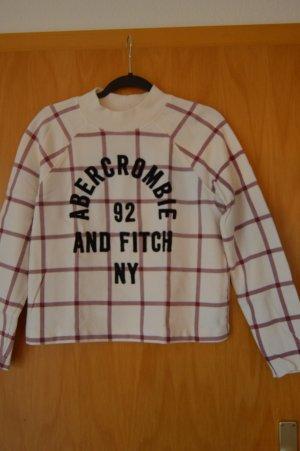 Abercrombie & Fitch Sweatshirt multicolore coton
