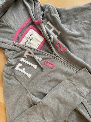 Abercrombie & Fitch Sweatshirt-Jacke Damen