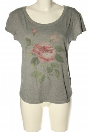 Abercrombie & Fitch T-Shirt meliert Casual-Look
