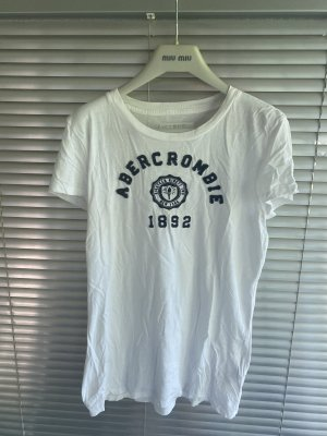 Abercrombie & Fitch T-shirt wit