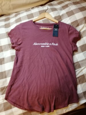 Abercrombie&Fitch T-Shirt Altrosa S NEU