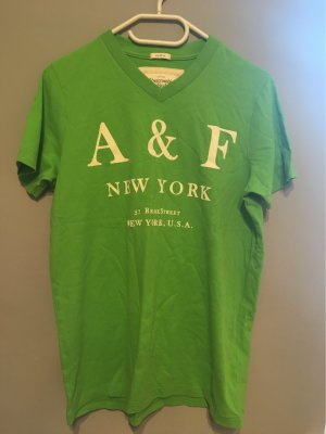 Abercrombie & Fitch Camiseta multicolor